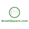 BrushSquare.com logo